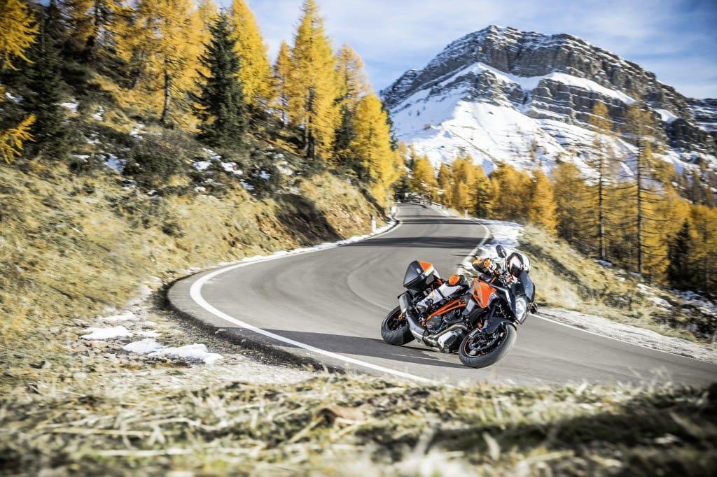 De Super Duke GT is niet verkrijgbaar in gelimiteerde versie, maar KTM is wel creatief met compensaties.