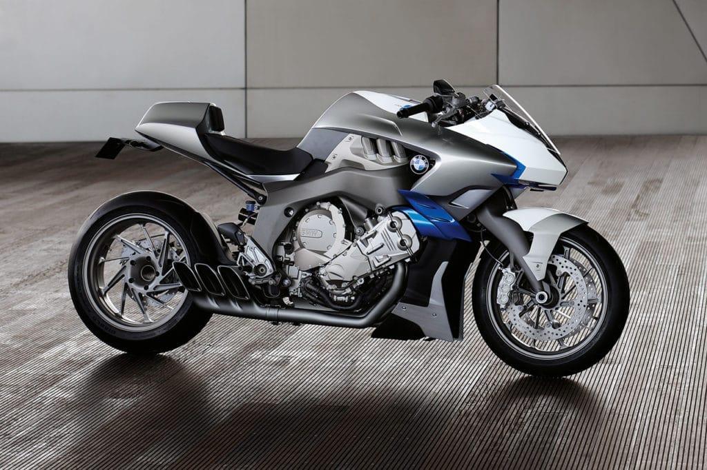 BMW's Concept Six uit 2009.