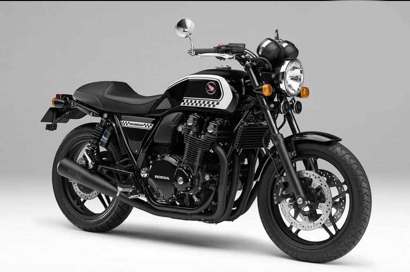 Honda's CB1100 Custom Concept maakt geen herintrede.
