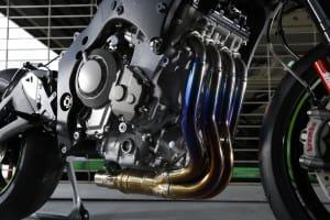 Kawa ZX-10R motor
