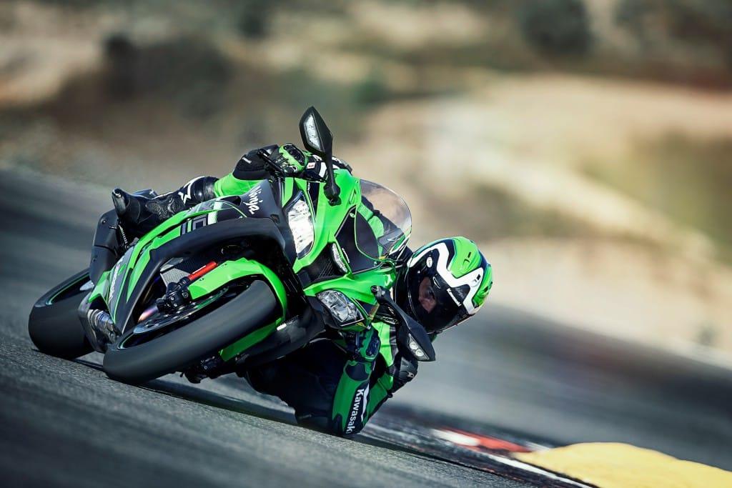 Kawasaki is voorlopig de enige Japanse fabrikant die blijvend 100 pk-versies aanbiedt.