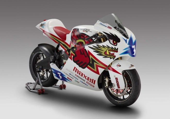 De Honda Mugen heeft nog het meeste weg van een MotoGP-bike met elektromotor.