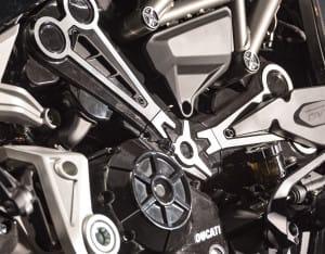 Xdiavel engine
