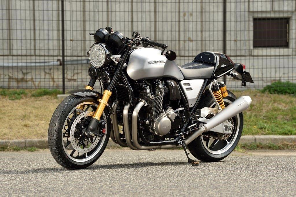 Honda's nieuwste CB Type II