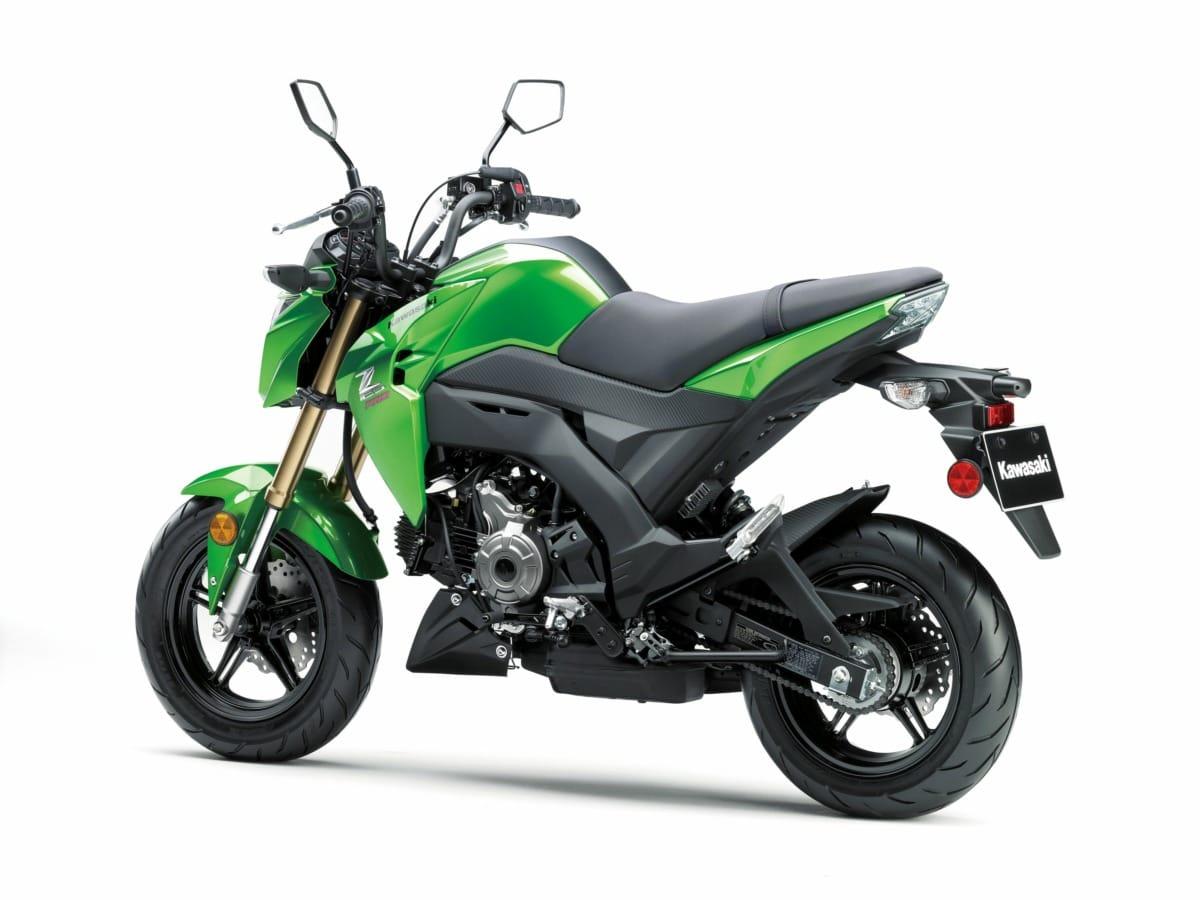 Kawasaki Z125 3-4A