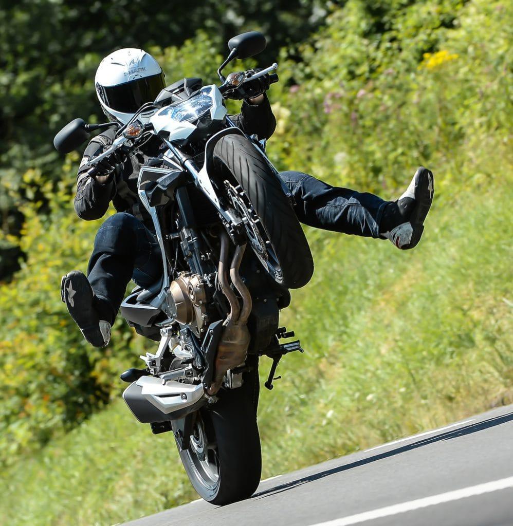 Honda CB500F (5 van 13)