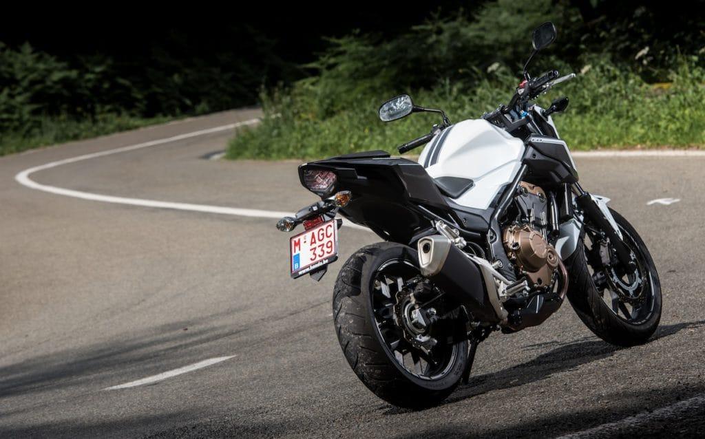 Honda CB500F (6 van 13)